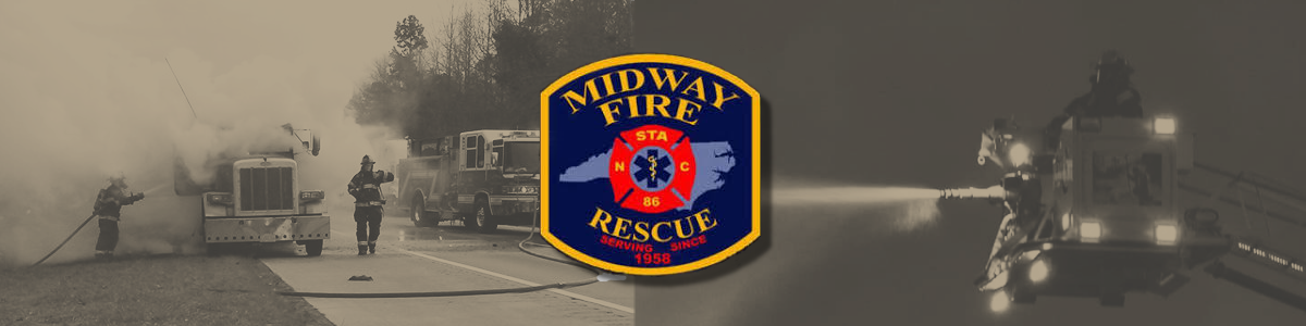 Midway Fire Department Logo